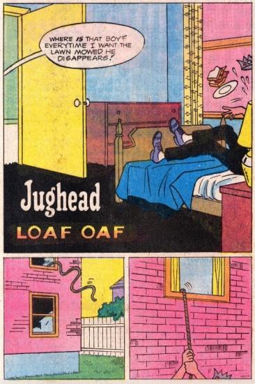 Loaf Oaf - Jughead - Nov 1979